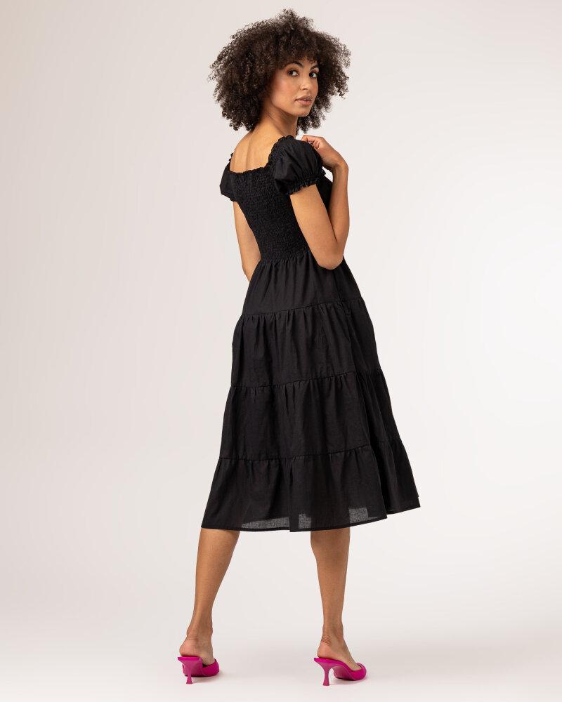 Sukienka Fraternity WL21_VALERIE_BLACK czarny - fot:4