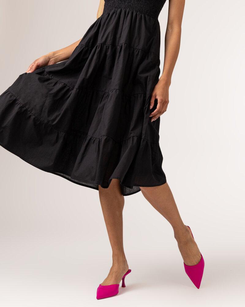 Sukienka Fraternity WL21_VALERIE_BLACK czarny - fot:5