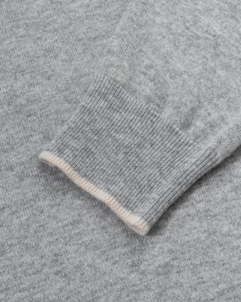 Sweter Trussardi  52M00519_0F000571_E450 szary - fot:4