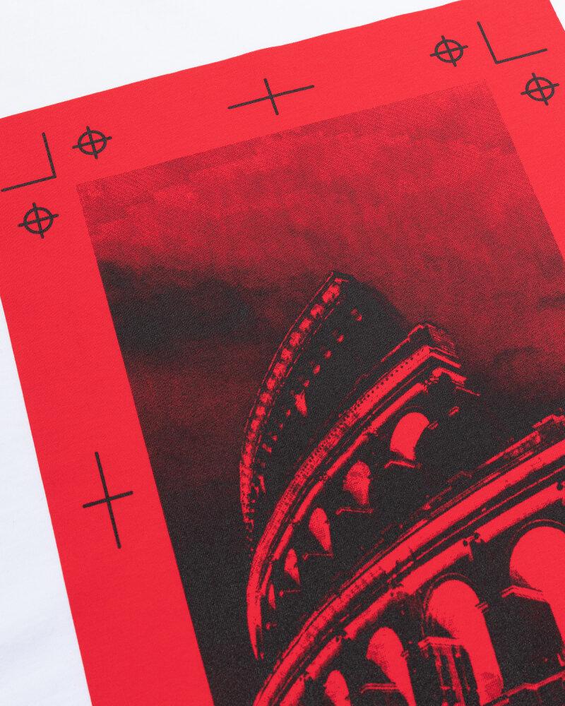 T-Shirt Trussardi  52T00533_1T005328_R150 wielobarwny - fot:3