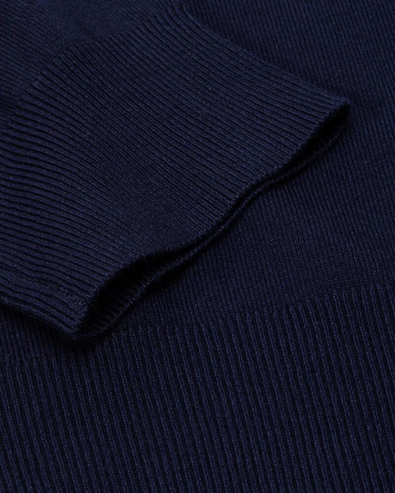 Sweter Trussardi  52M00518_0F000542_U290 granatowy - fot:3