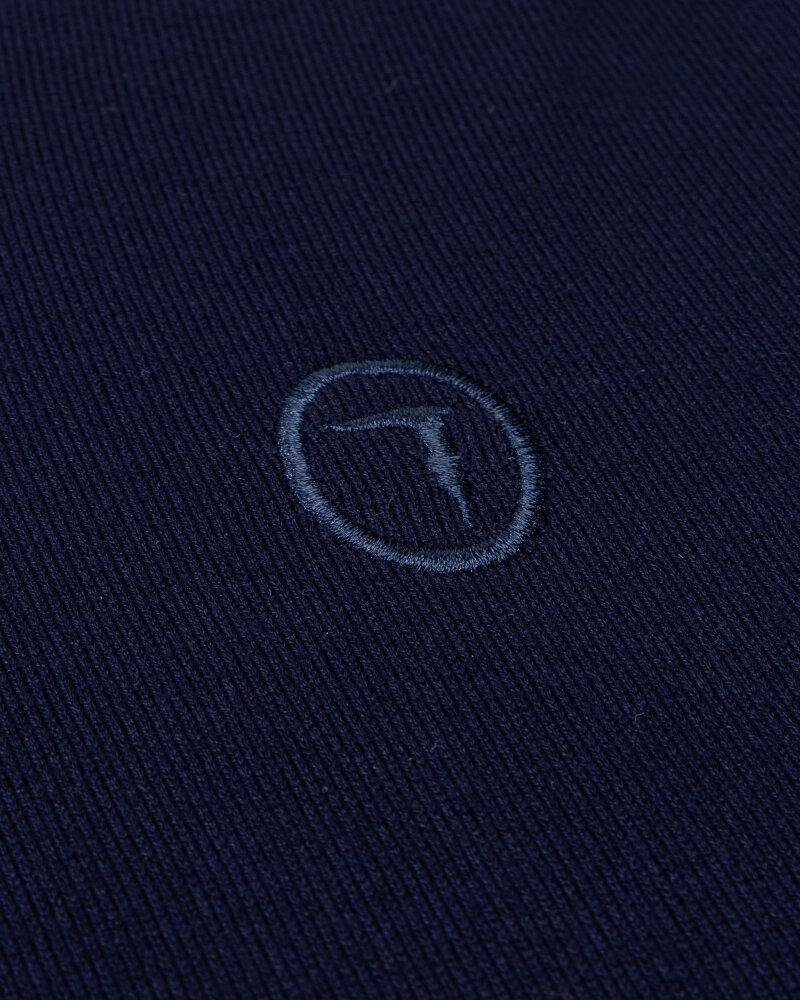 Sweter Trussardi  52M00518_0F000542_U290 granatowy - fot:4