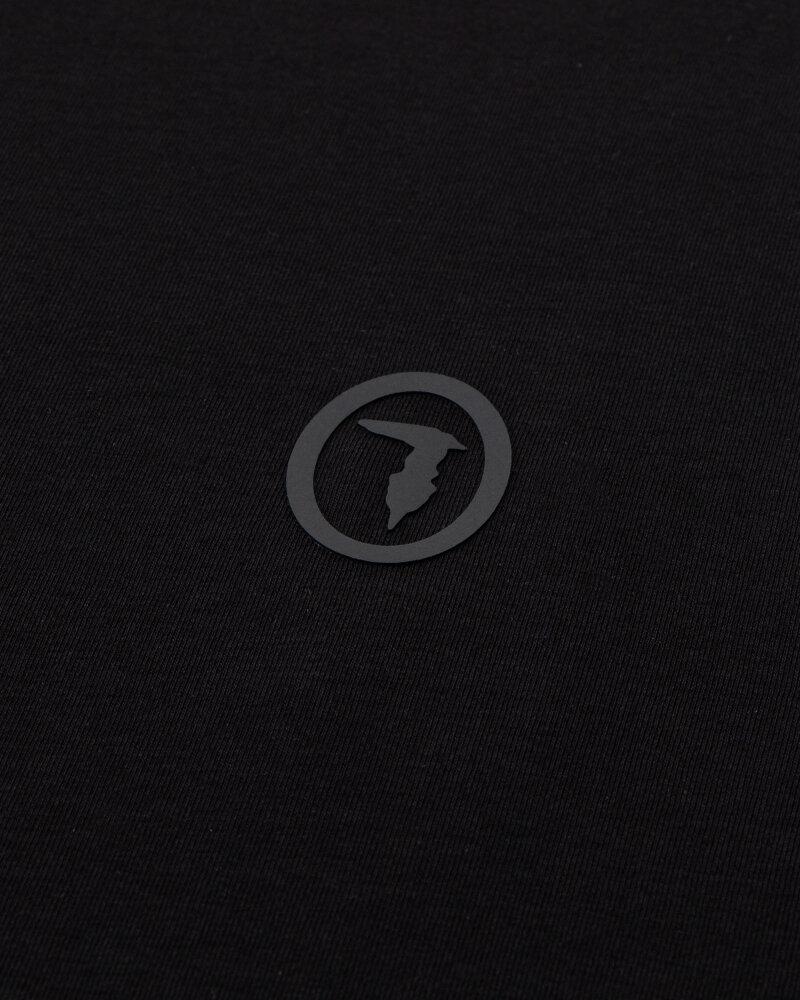 T-Shirt Trussardi  52T00538_1T003077_K299 czarny - fot:3