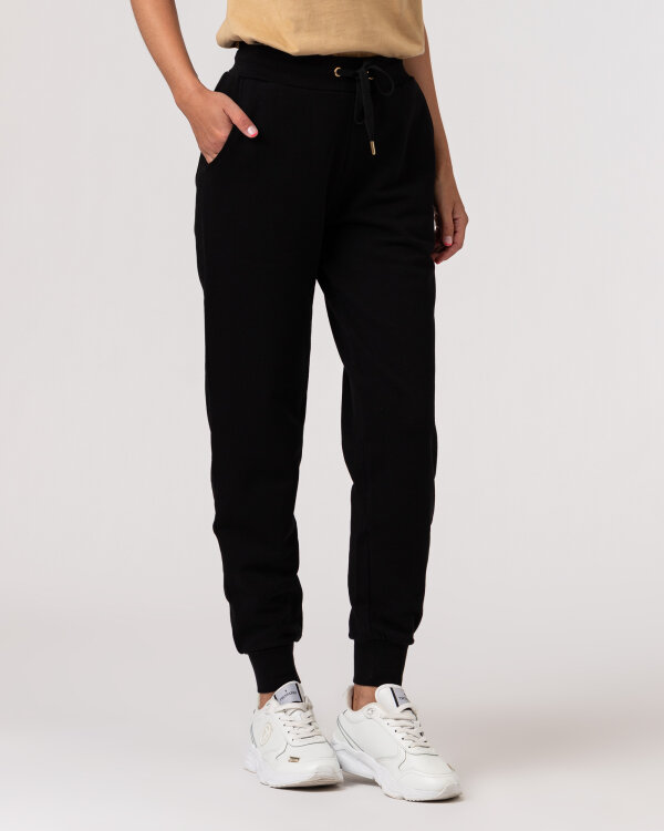 Spodnie Trussardi  56P00294_1T002268_K299 czarny