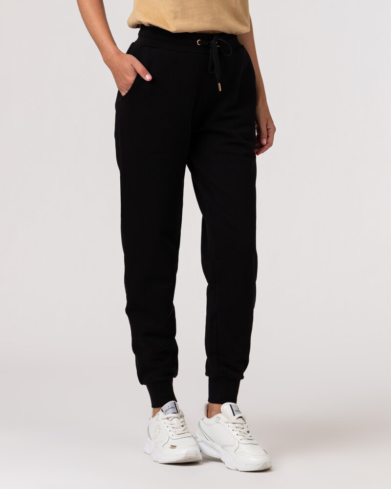 Spodnie Trussardi  56P00294_1T002268_K299 czarny - fot:2