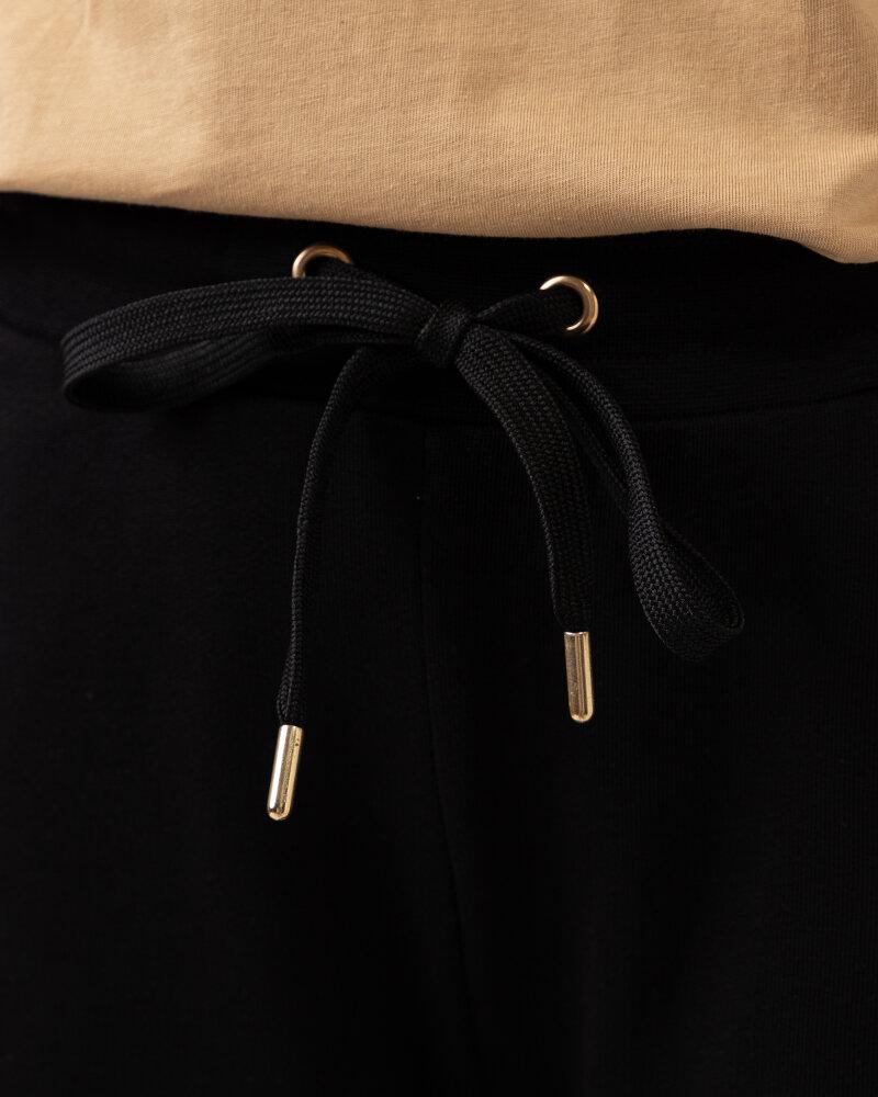Spodnie Trussardi  56P00294_1T002268_K299 czarny - fot:3