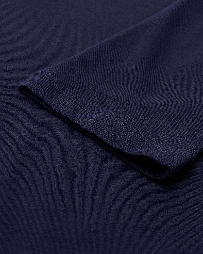 T-Shirt Trussardi  52T00538_1T003077_U281 granatowy - fot:4