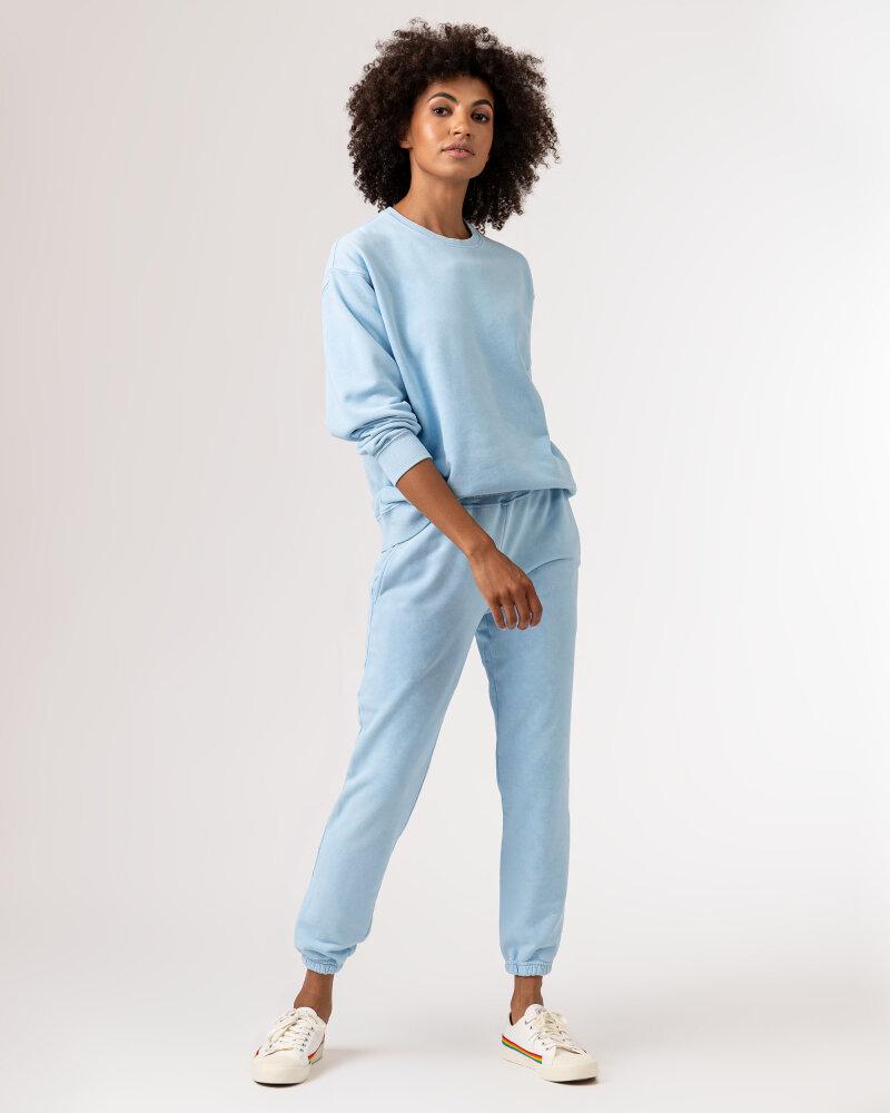 Spodnie Fraternity WL21_CHARLI_SKY błękitny - fot:8