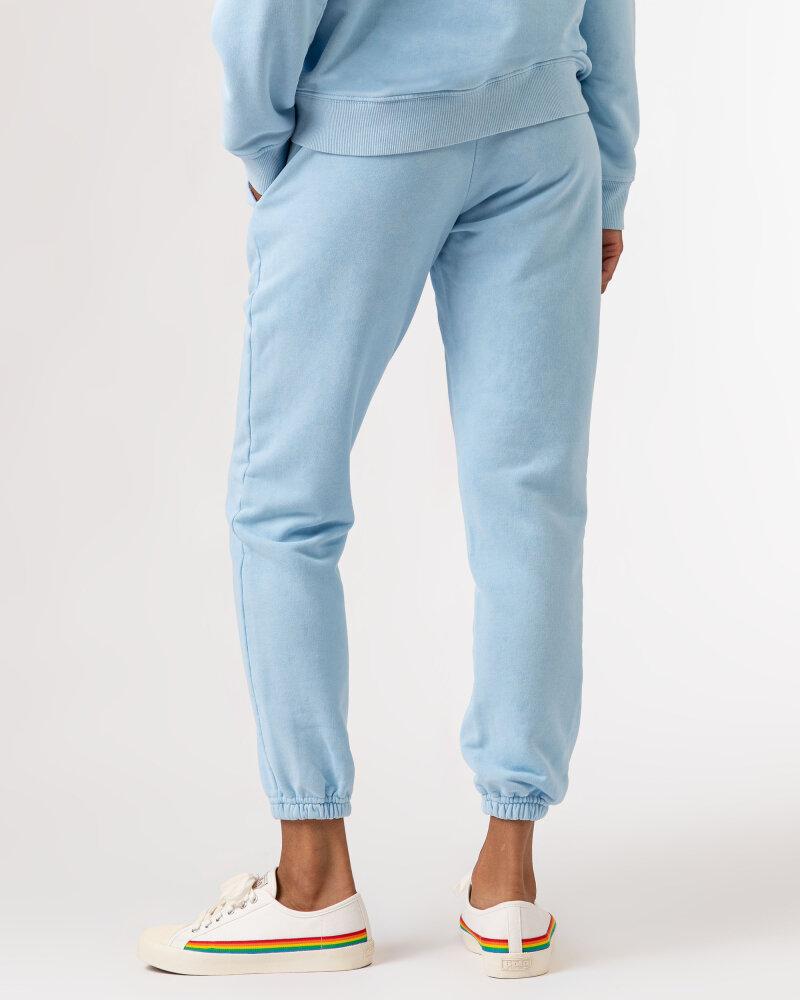 Spodnie Fraternity WL21_CHARLI_SKY błękitny - fot:4