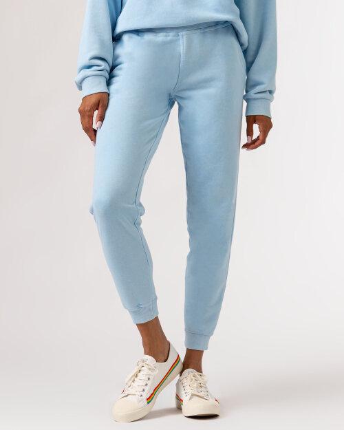 Spodnie Fraternity WL21_NOELLE_SKY błękitny