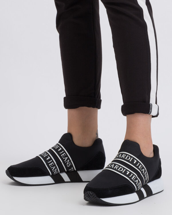 Buty Trussardi Jeans 79A00421_9Y099999_K299 biały