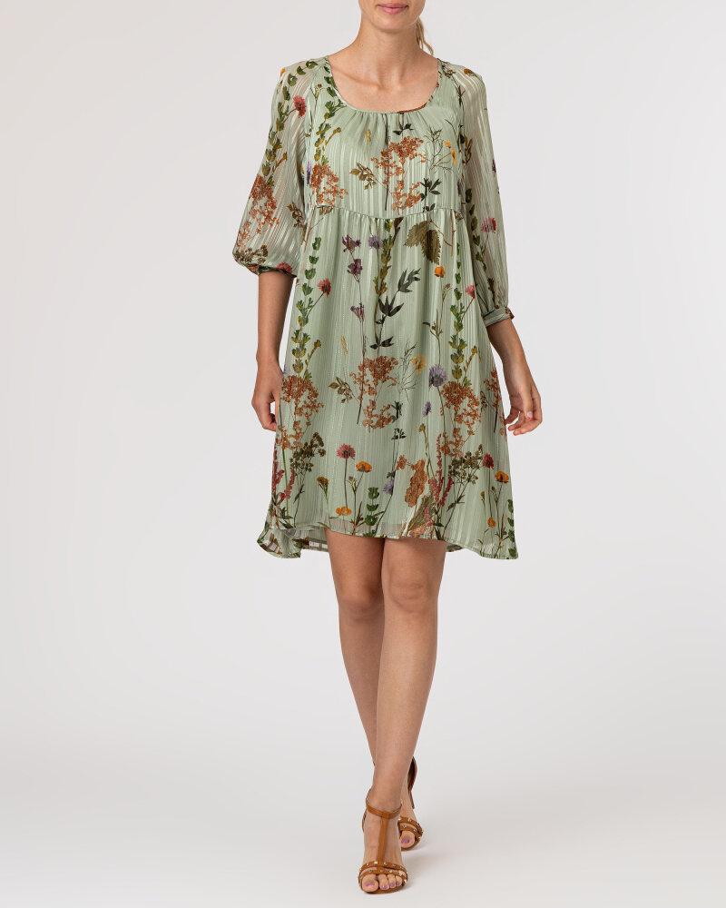 Sukienka Trussardi  56D00481_1T005346_G842 jasnozielony - fot:5