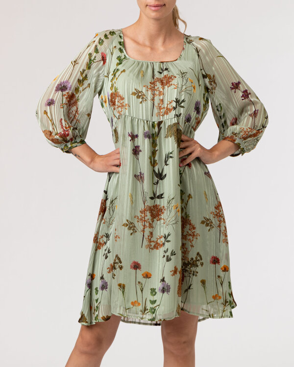 Sukienka Trussardi  56D00481_1T005346_G842 jasnozielony