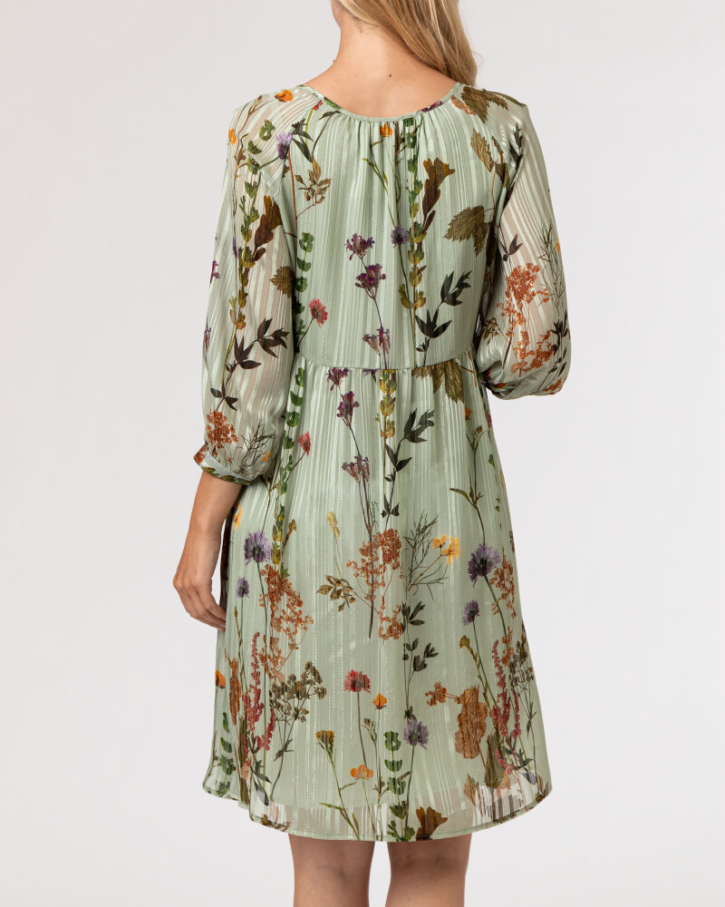 Sukienka Trussardi  56D00481_1T005346_G842 jasnozielony - fot:4