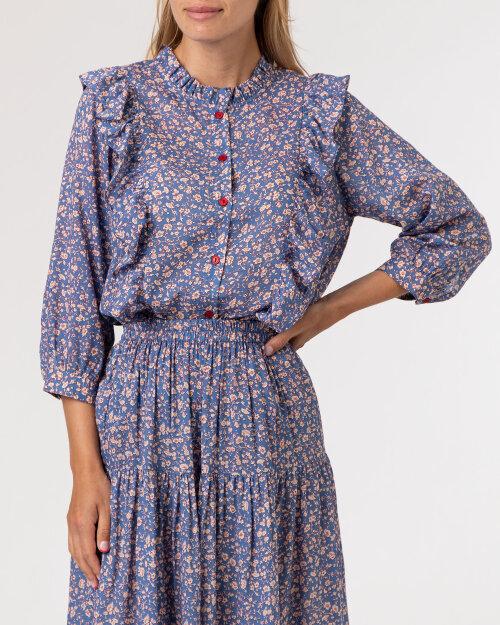 Koszula Lollys Laundry 21449_2010_BLUE niebieski