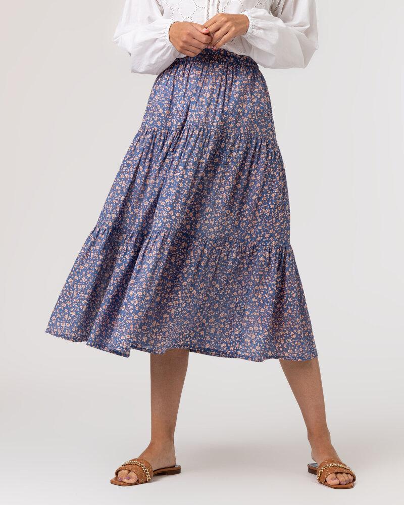 Spódnica Lollys Laundry 21449_4006_BLUE niebieski - fot:2