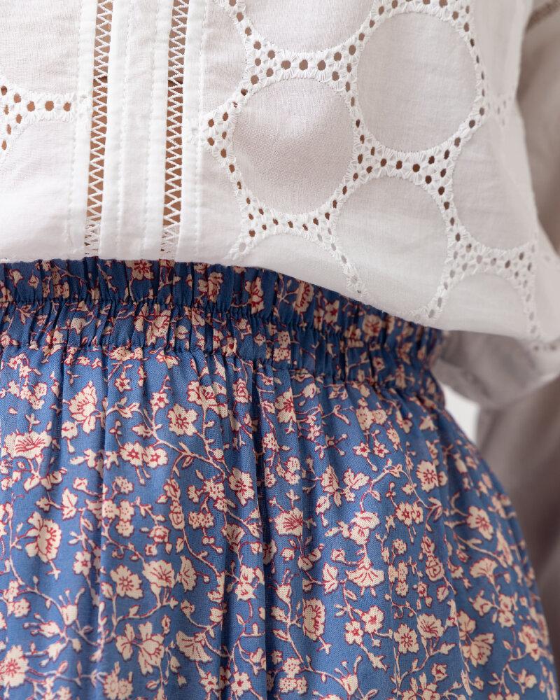 Spódnica Lollys Laundry 21449_4006_BLUE niebieski - fot:3