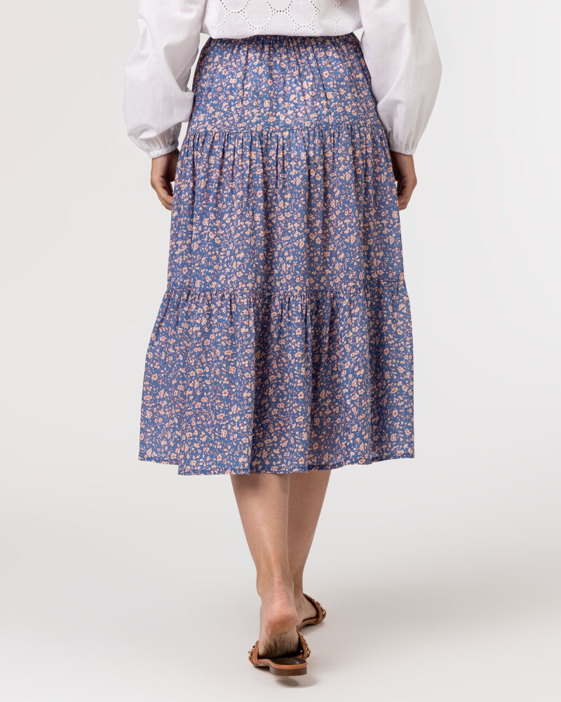 Spódnica Lollys Laundry 21449_4006_BLUE niebieski - fot:4