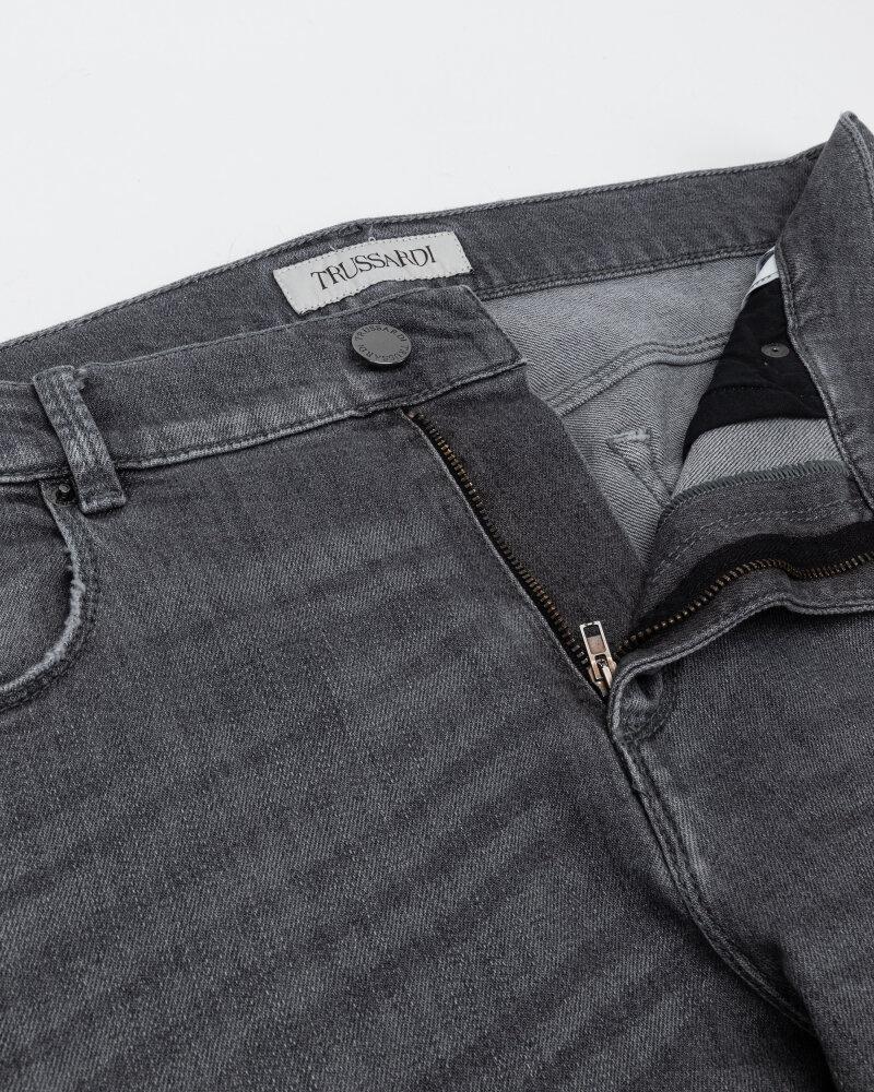 Spodnie Trussardi  52J00008_1T005420_E154 szary - fot:2