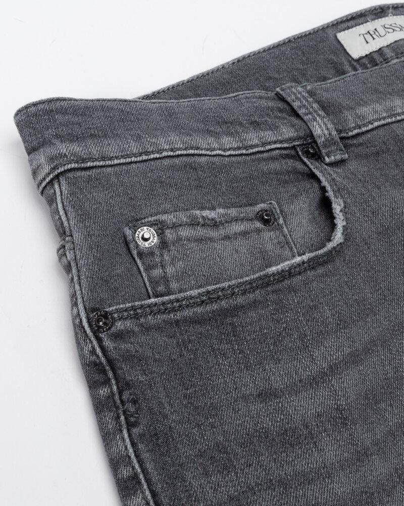 Spodnie Trussardi  52J00008_1T005420_E154 szary - fot:3