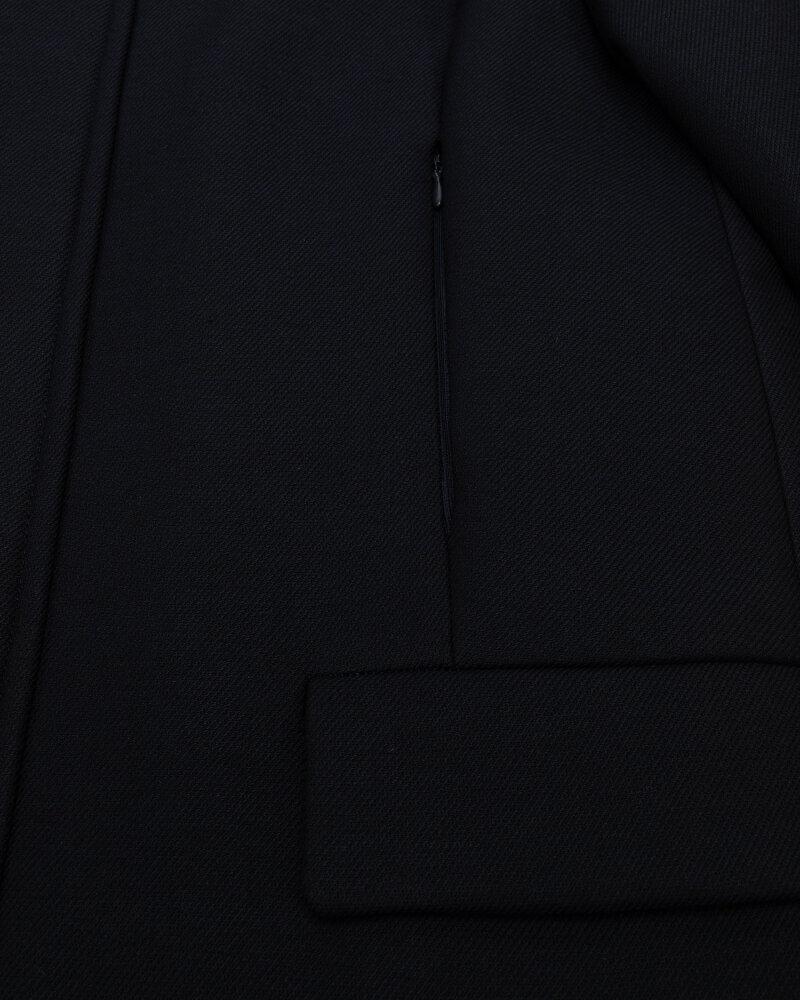 Płaszcz Trussardi  52S00623_1T004247_U281 granatowy - fot:4