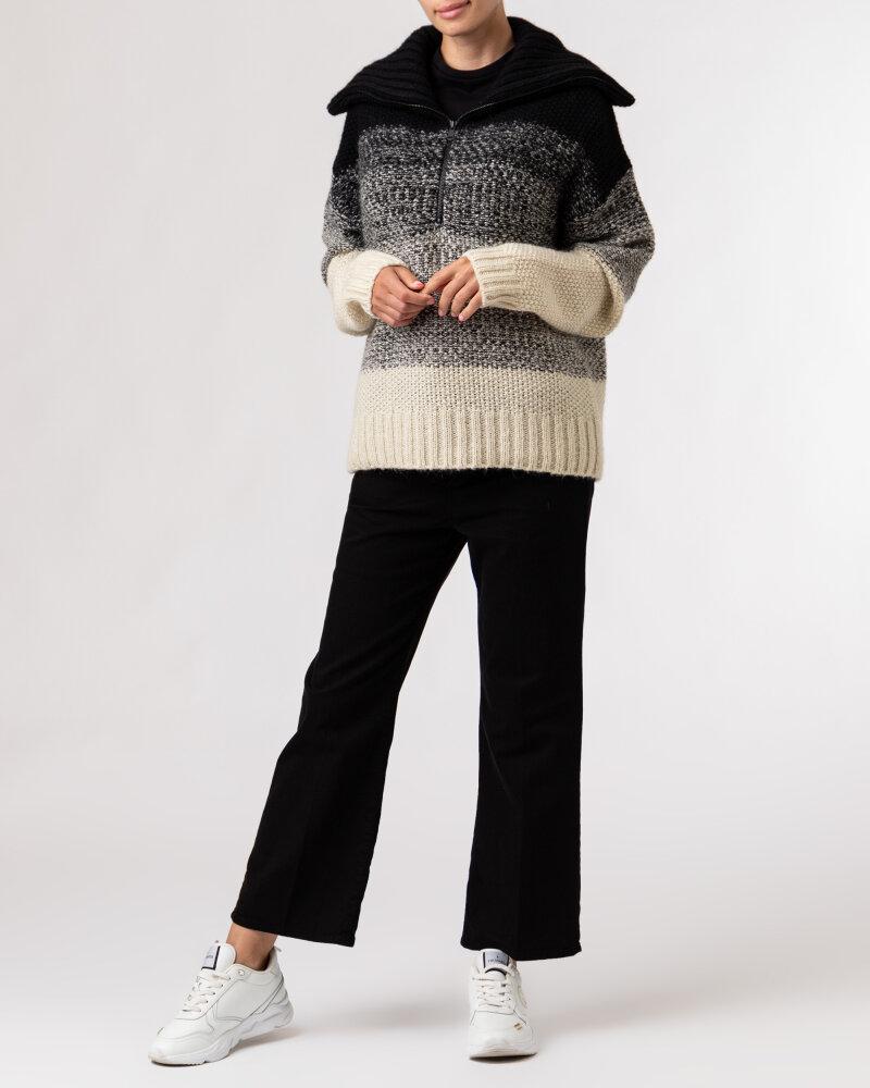 Sweter Trussardi  56M00425_0F000707_K322 czarny - fot:5