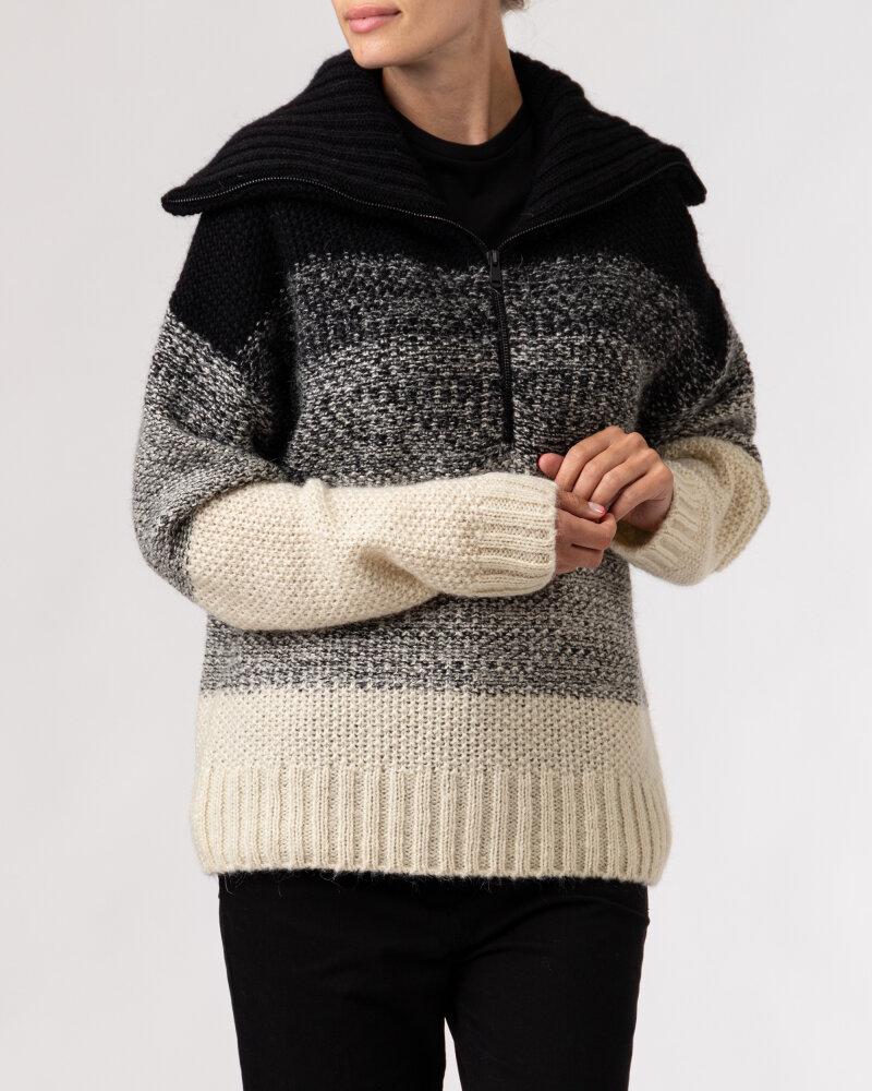 Sweter Trussardi  56M00425_0F000707_K322 czarny - fot:2