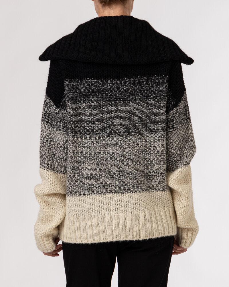 Sweter Trussardi  56M00425_0F000707_K322 czarny - fot:4