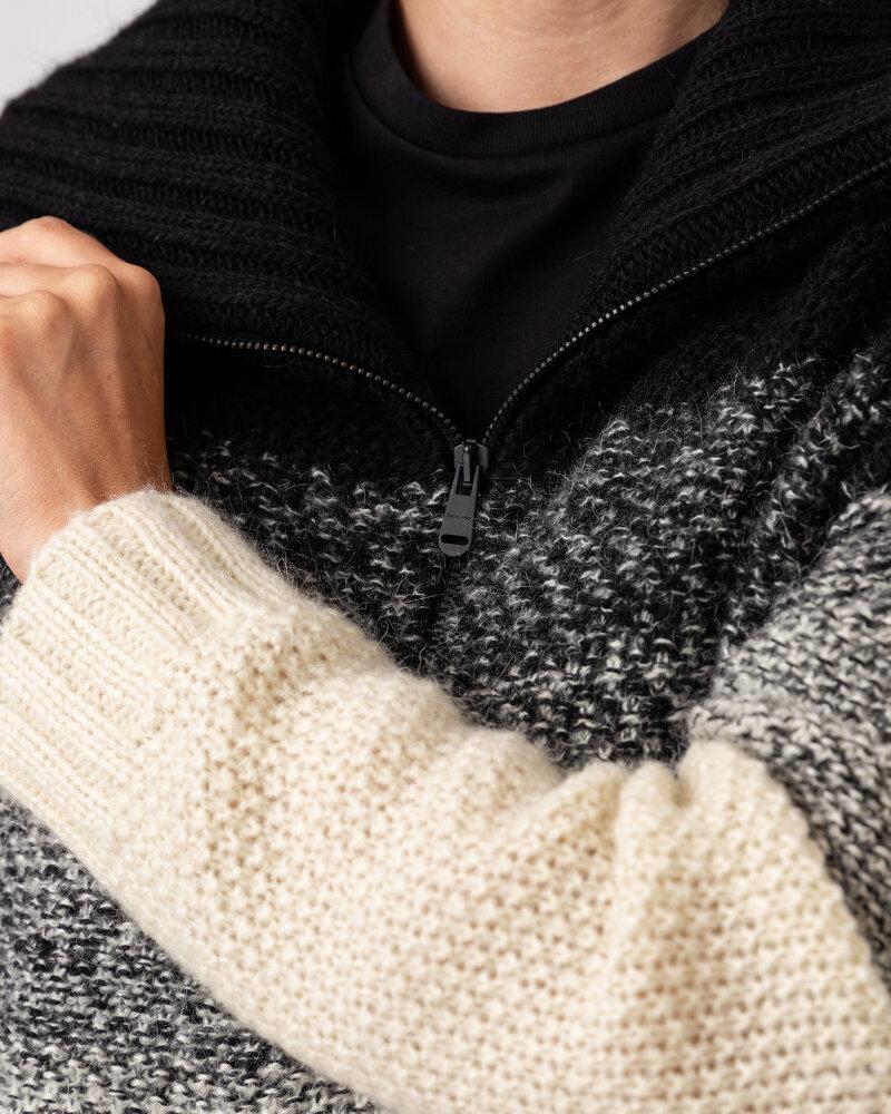 Sweter Trussardi  56M00425_0F000707_K322 czarny - fot:3