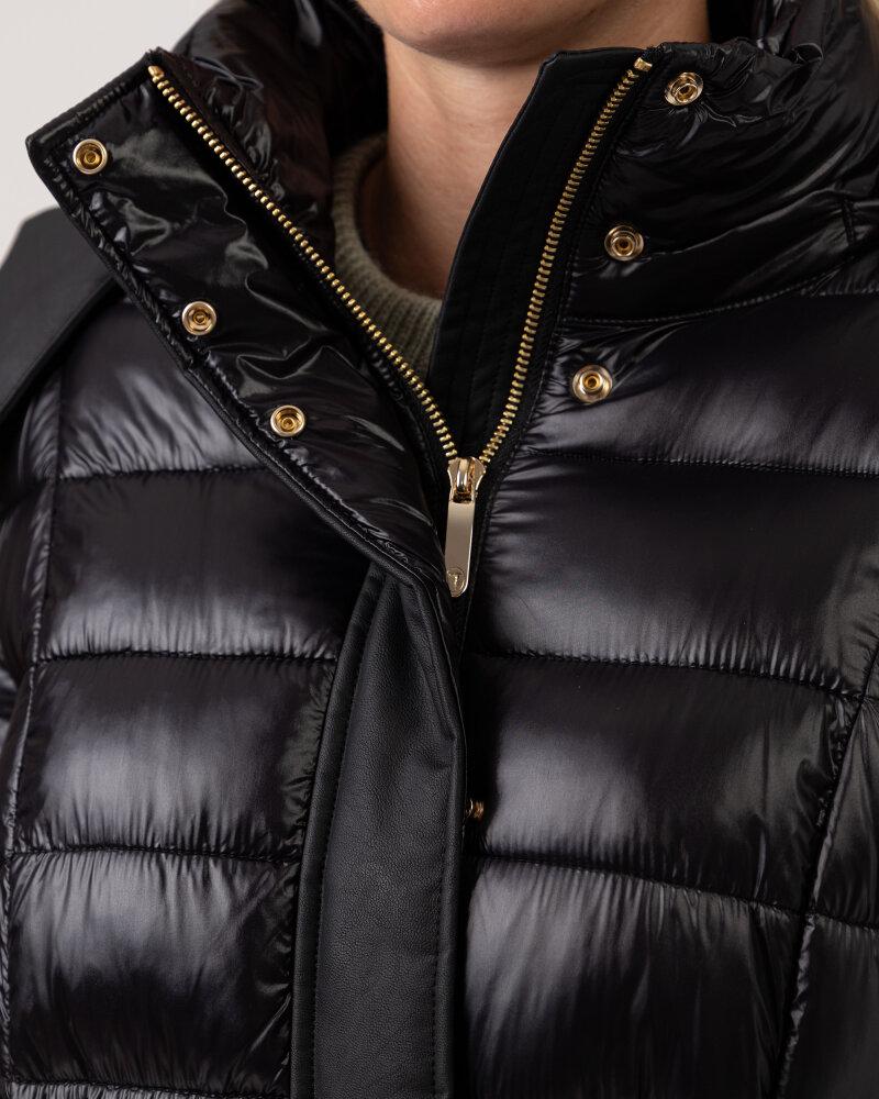 Płaszcz Trussardi  56S00686_1T004447_K299 czarny - fot:3