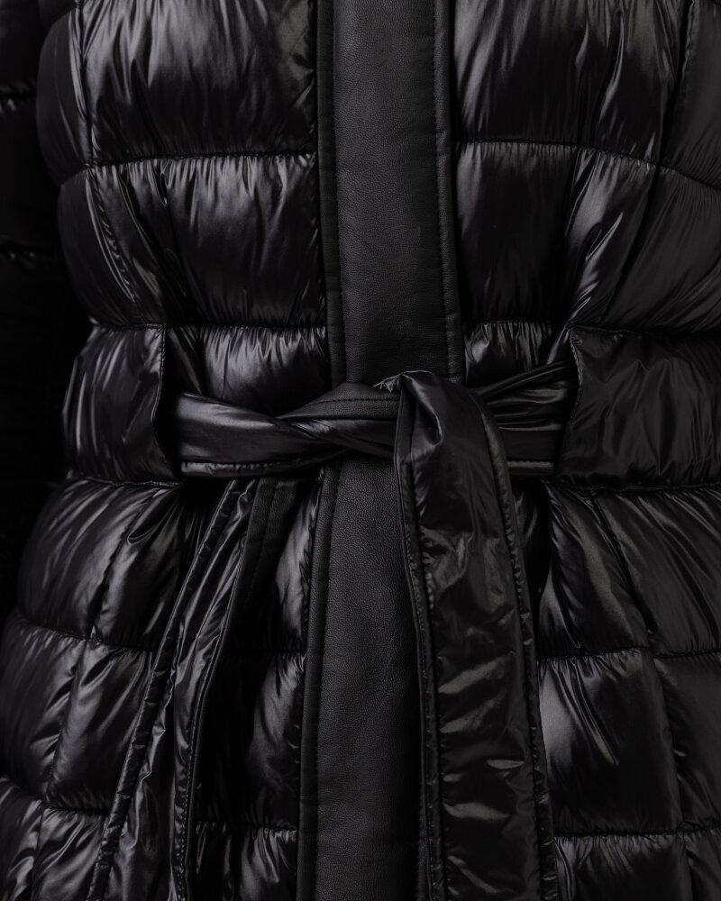 Płaszcz Trussardi  56S00686_1T004447_K299 czarny - fot:5