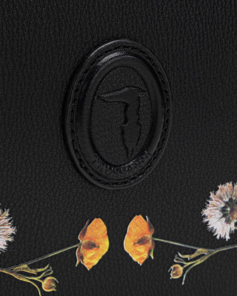 Torba Trussardi  75B01175_9Y099999_K299 czarny - fot:3