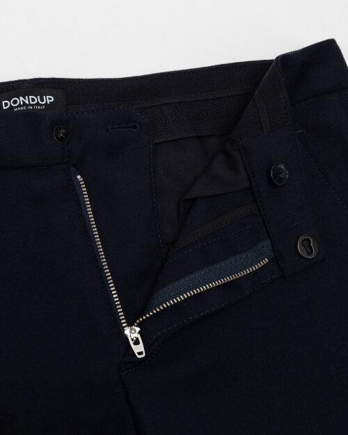 Spodnie Dondup UP235_WS0105U_890 granatowy