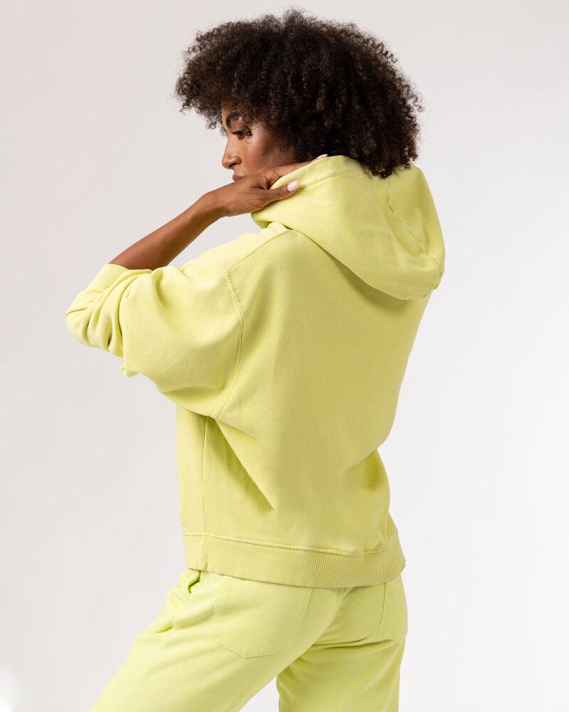 Bluza Fraternity WL21_JENNY_LEMON żółty - fot:4