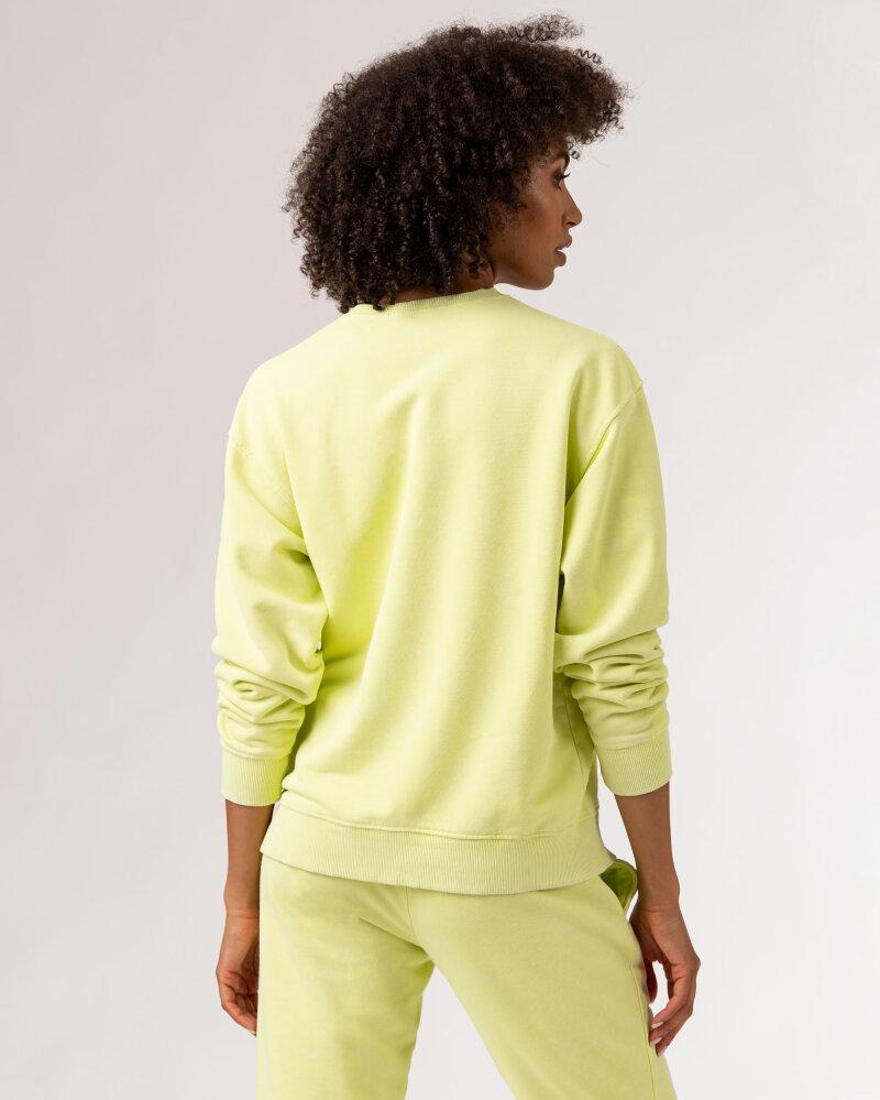Bluza Fraternity WL21_CLEO_LEMON żółty - fot:4