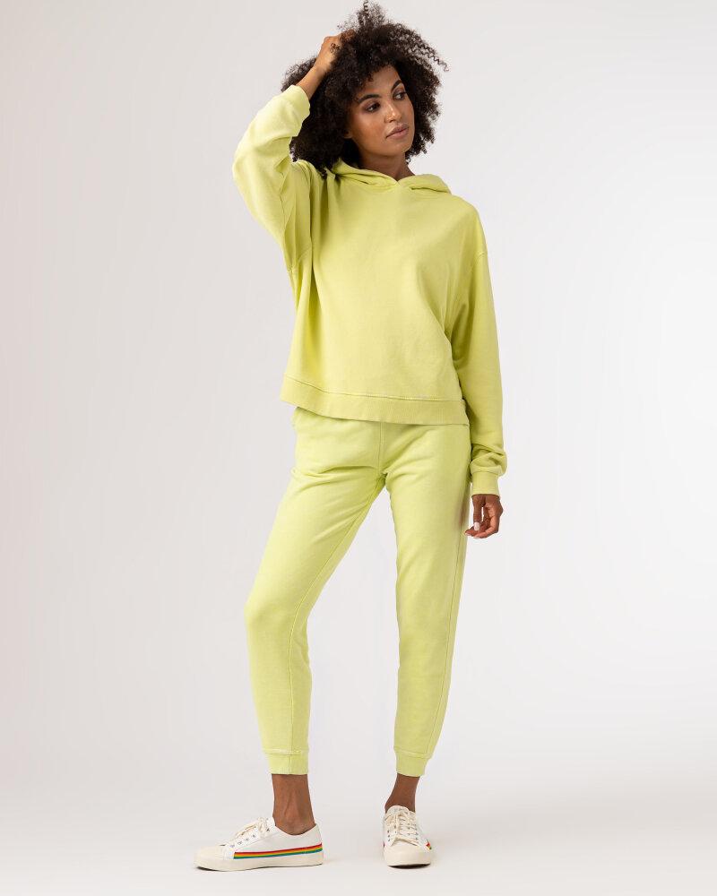 Spodnie Fraternity WL21_NOELLE_LEMON żółty - fot:6