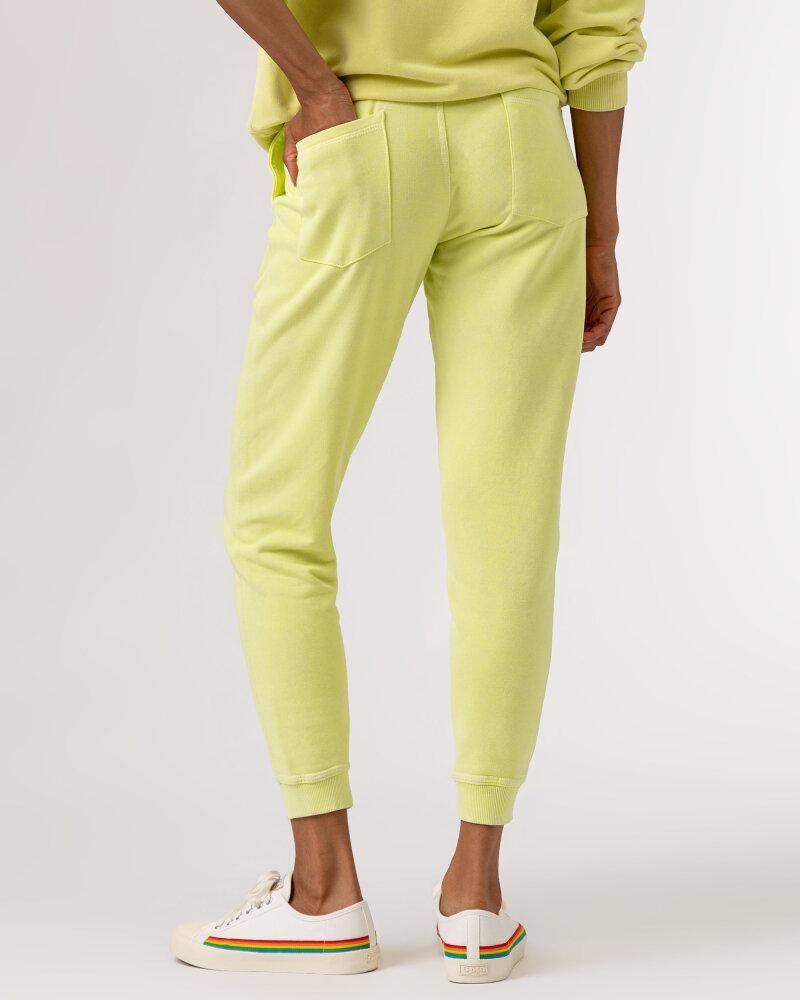 Spodnie Fraternity WL21_NOELLE_LEMON żółty - fot:4