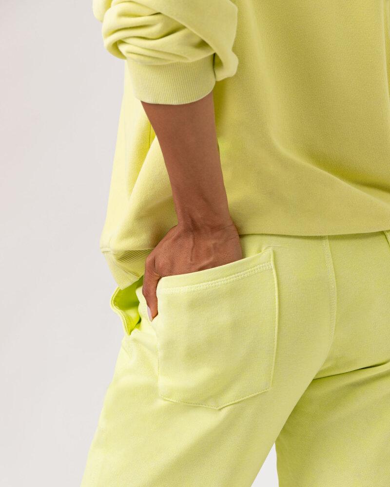 Spodnie Fraternity WL21_NOELLE_LEMON żółty - fot:3