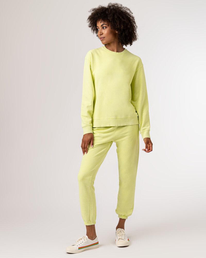 Spodnie Fraternity WL21_CHARLI_LEMON żółty - fot:6