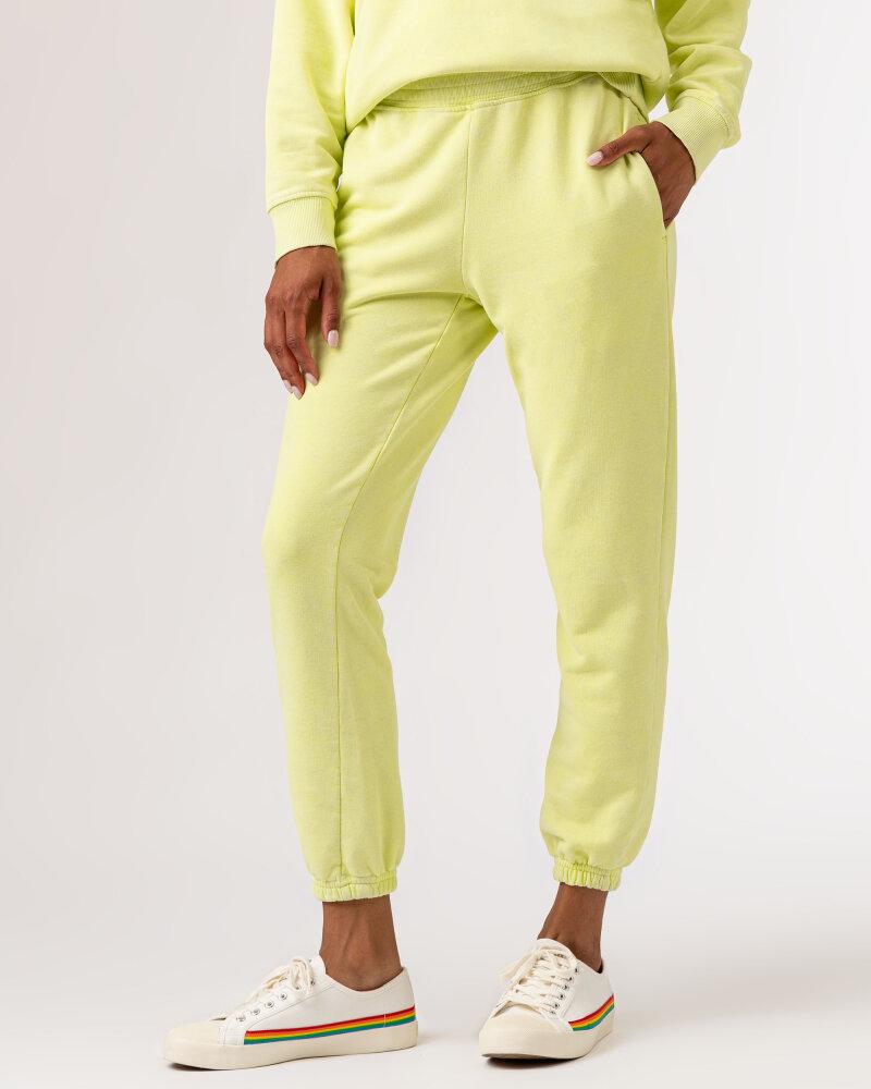 Spodnie Fraternity WL21_CHARLI_LEMON żółty - fot:2