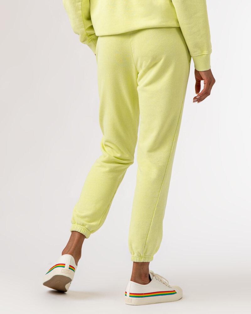 Spodnie Fraternity WL21_CHARLI_LEMON żółty - fot:4