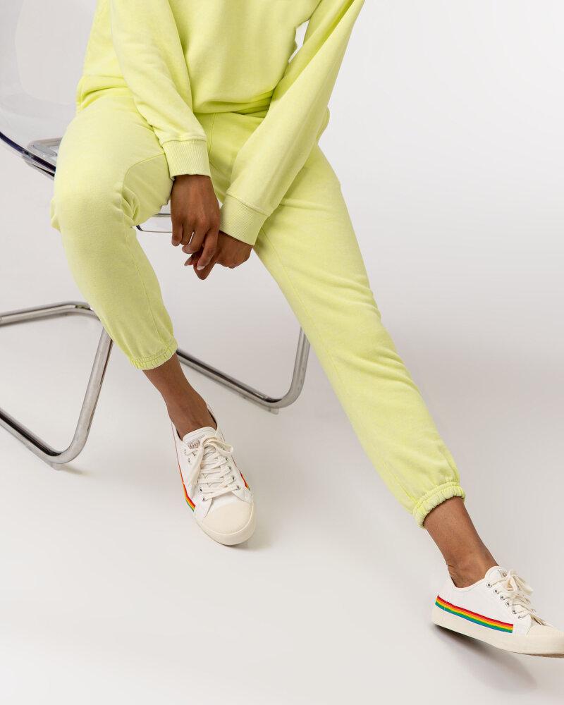 Spodnie Fraternity WL21_CHARLI_LEMON żółty - fot:5
