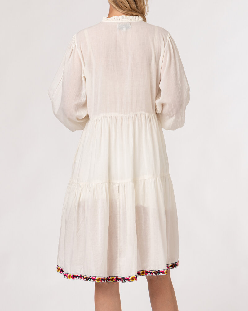 Sukienka Lollys Laundry 21201_3000_CREME kremowy - fot:5