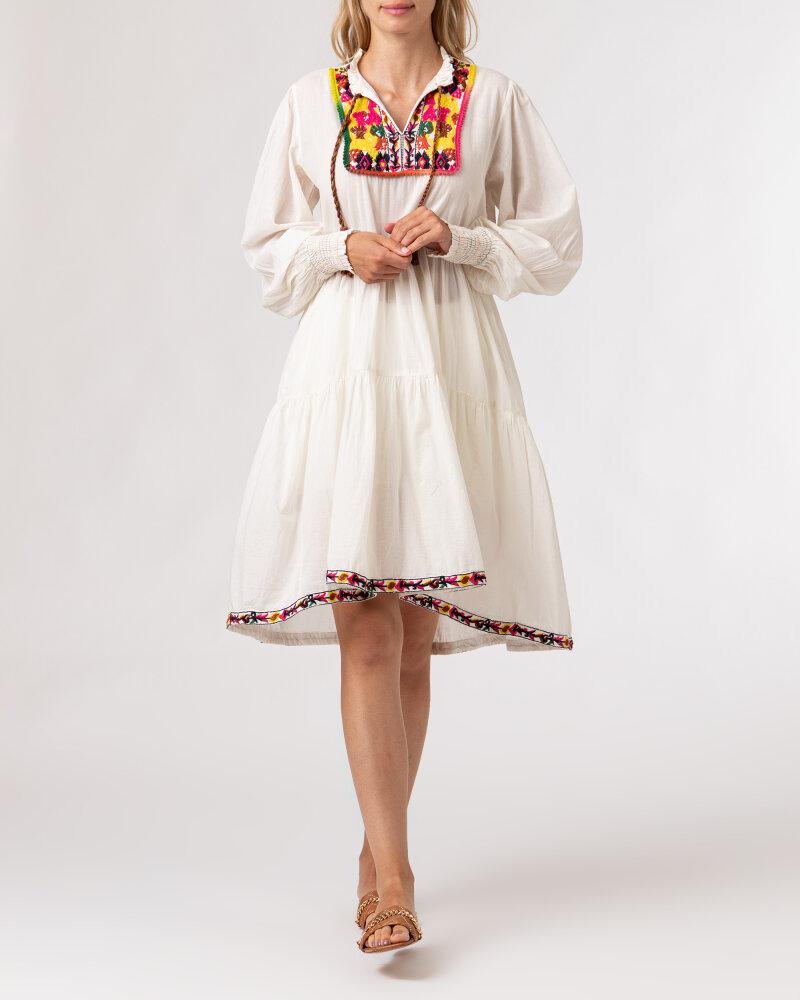 Sukienka Lollys Laundry 21201_3000_CREME kremowy - fot:6