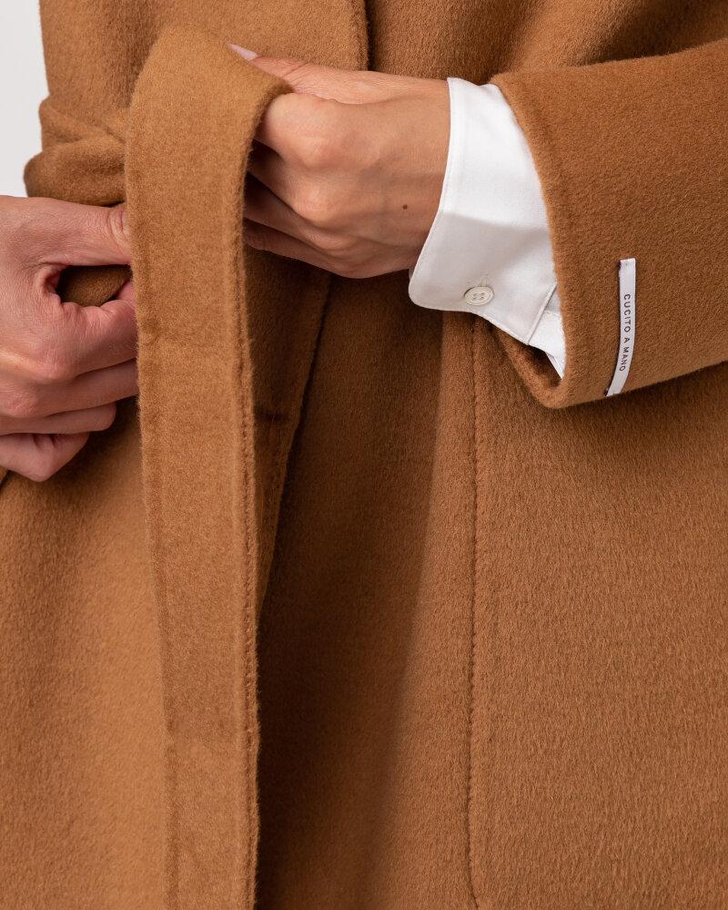 Płaszcz Iblues 70160416_PIRATA_002 camelowy - fot:5