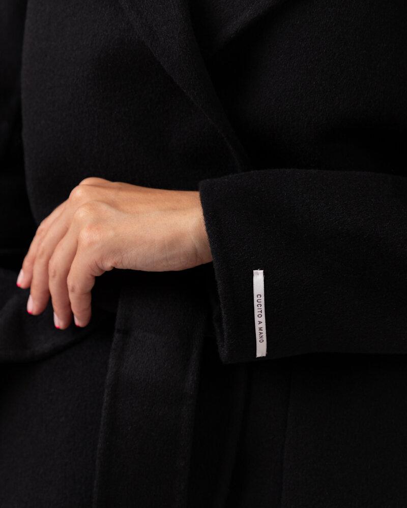 Płaszcz Iblues 70160416_PIRATA_001 czarny - fot:5