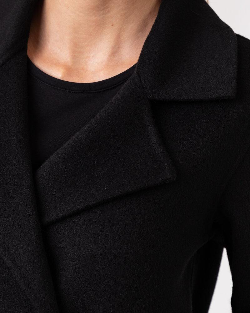 Płaszcz Iblues 70160416_PIRATA_001 czarny - fot:3