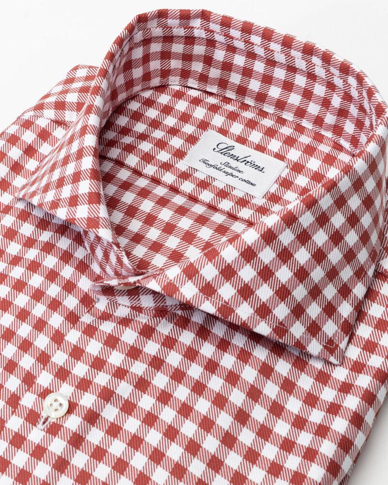 Koszula Stenstroms 702111_8202_563 czerwony - fot:2