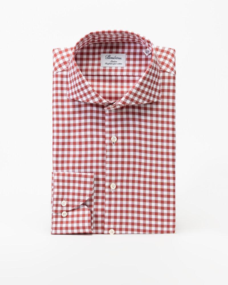 Koszula Stenstroms 702111_8202_563 czerwony - fot:1