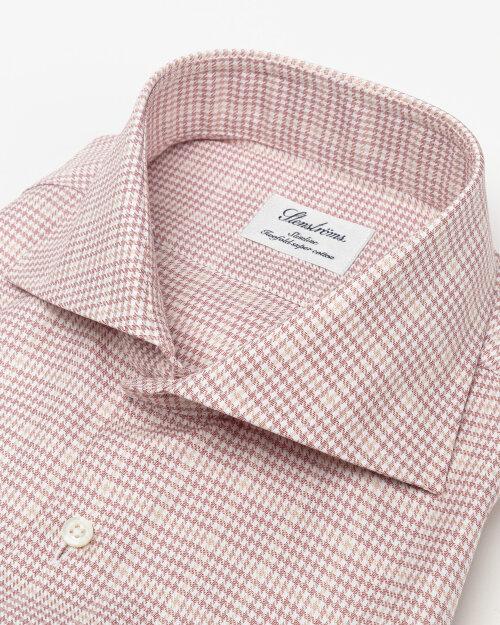 Koszula Stenstroms 702111_8201_563 bordowy